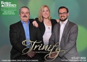 The Trinity Group Photo